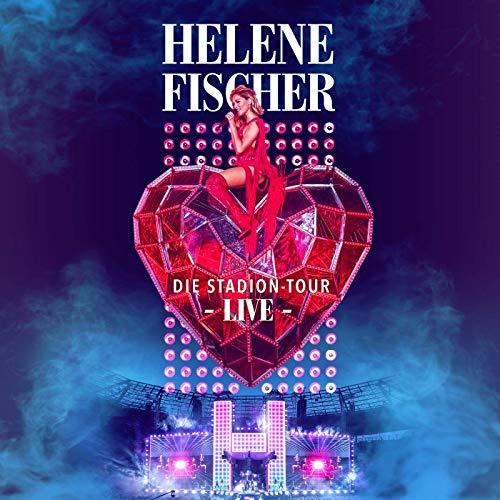 cover des neuen helene fischer albums 2019 helene fischer live die stadion tour