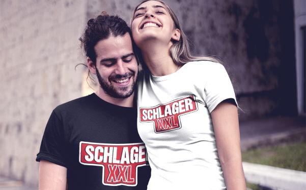 schlager xxl t-shirt