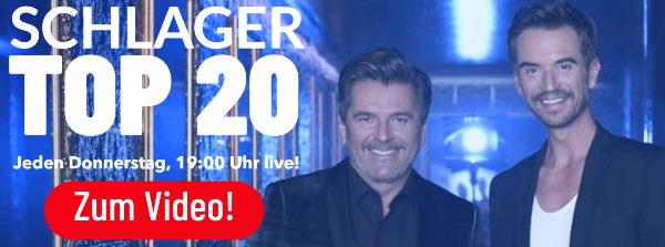 schlager charts top 20 youtube